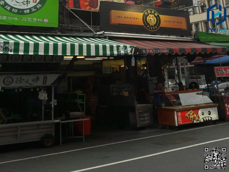 台中東區-忠孝路怪獸披薩(店面監視器、安裝、規劃、建置)