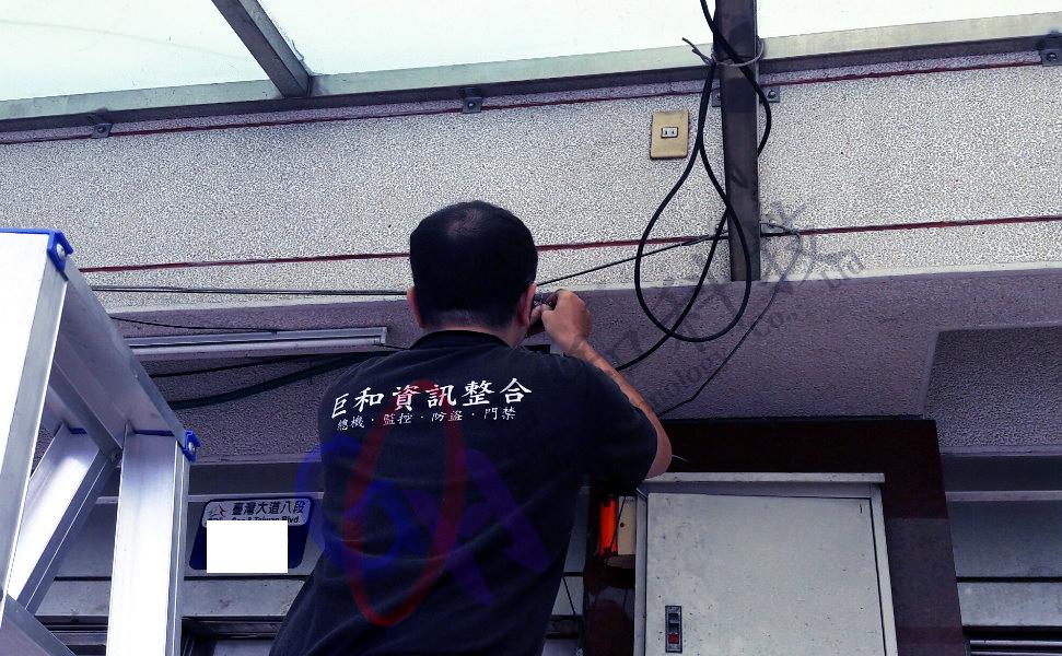 梧棲區-龍邦保全(監視器、總機、網路、防盜施工、安裝、規劃、建置、新增)