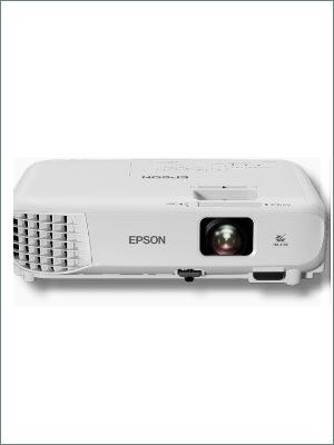 EPSON EB-X05會議投影機