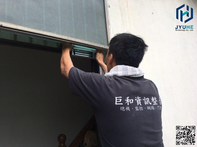 台中南區黎明路-學生出租宿舍套房(門禁進出管理系統、新增、安裝、規劃、建置)