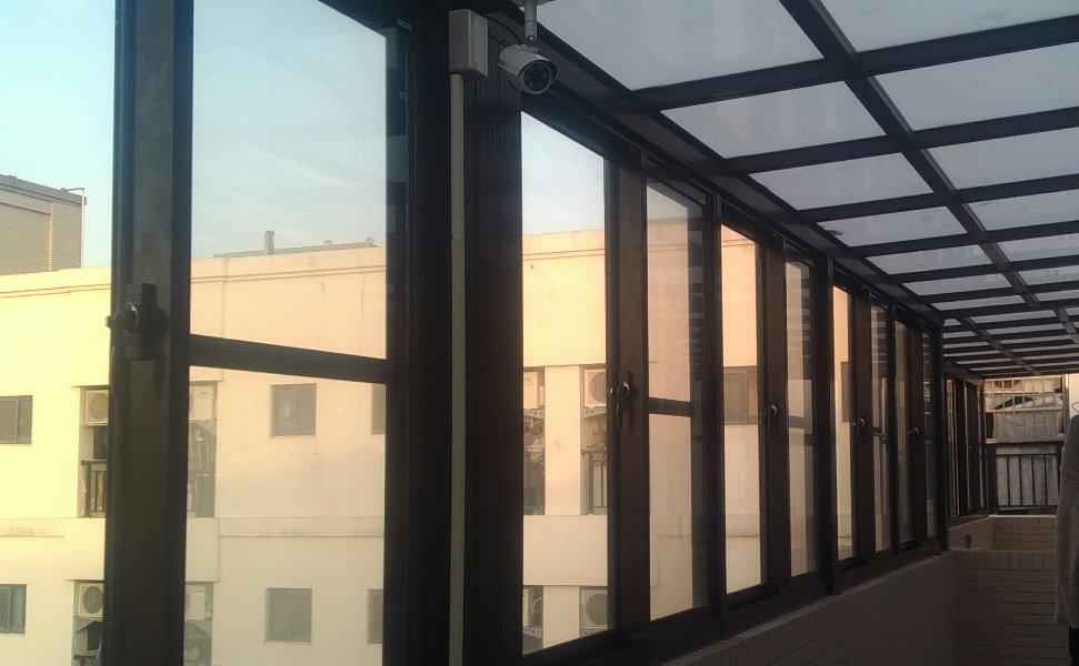 台中沙鹿-福源物業公司(監視器、安裝、規劃、建置、新增)