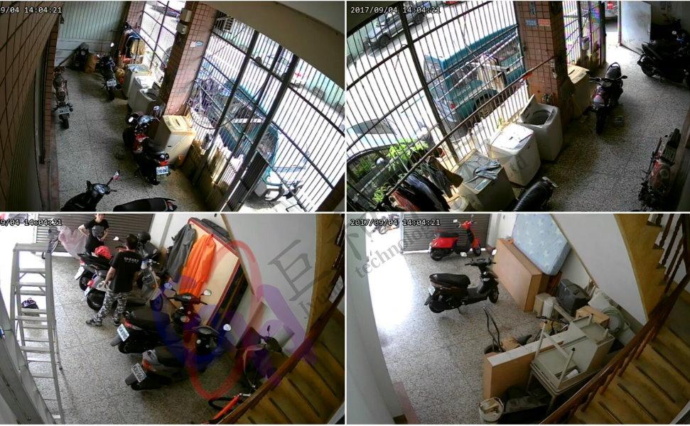 台中南區-出租學生套房宿舍(監視器系統、套房網路管理)