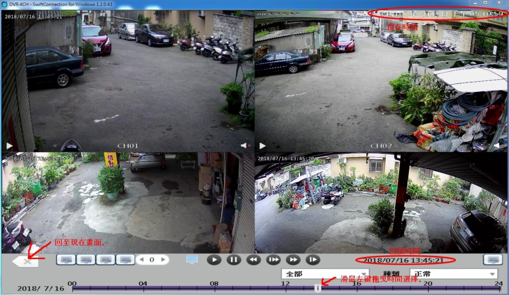 ccdswift 監視器使用教學